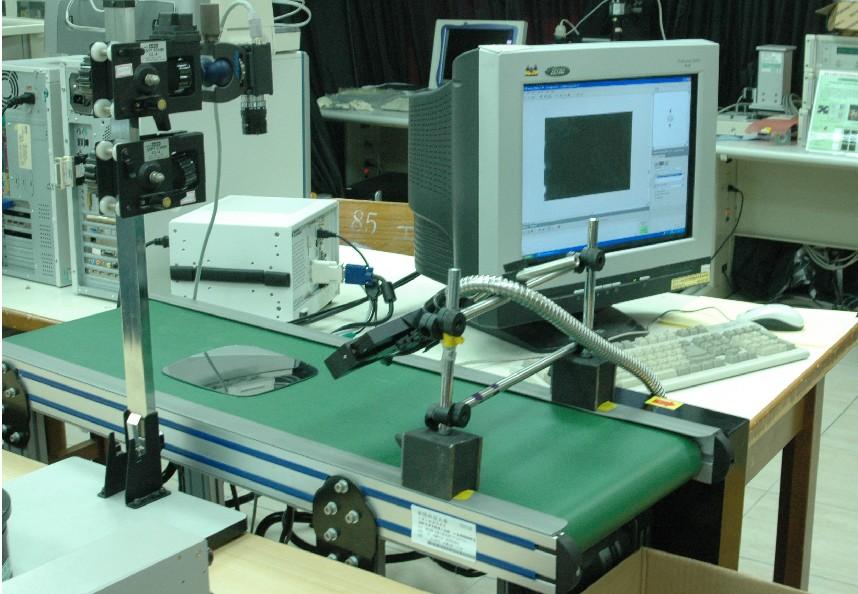 开发视觉检测新系统